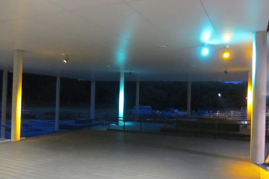 Ljusfundament, ljusdesign