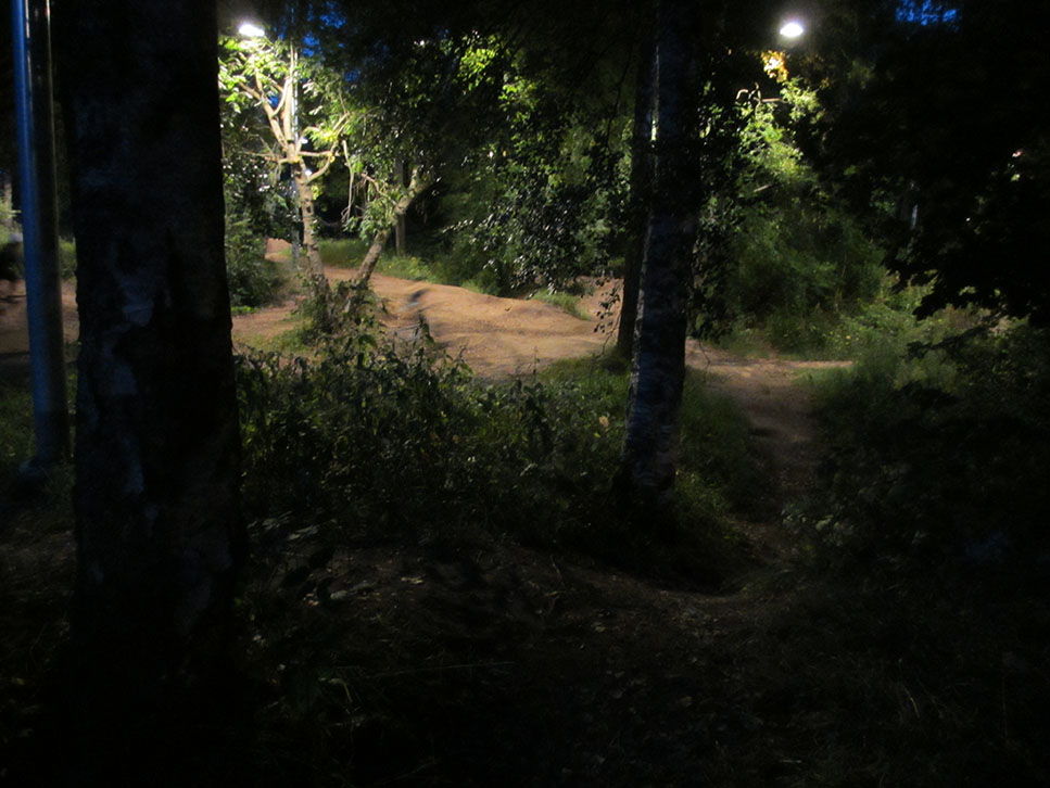 BMX-ljus 8